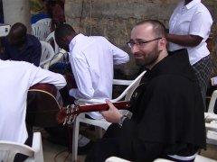 Schola parafialne w Ugandzie