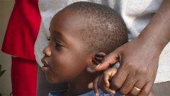 Dziecko ugandyjskie