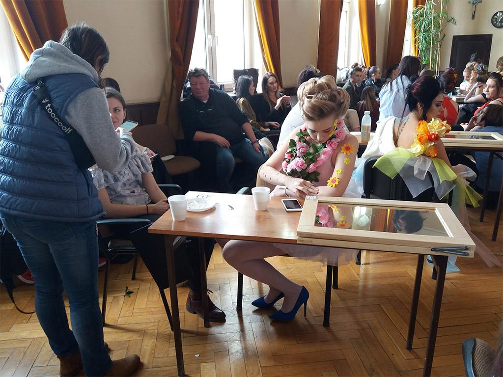 Międzynarodowy Konkurs Fryzjerski w Opolu