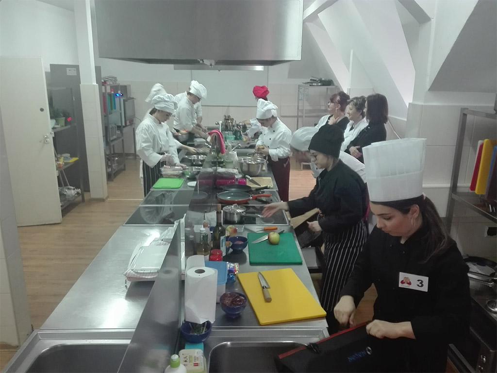 11 edycja Wojewódzkiego konkursu gastronomicznego